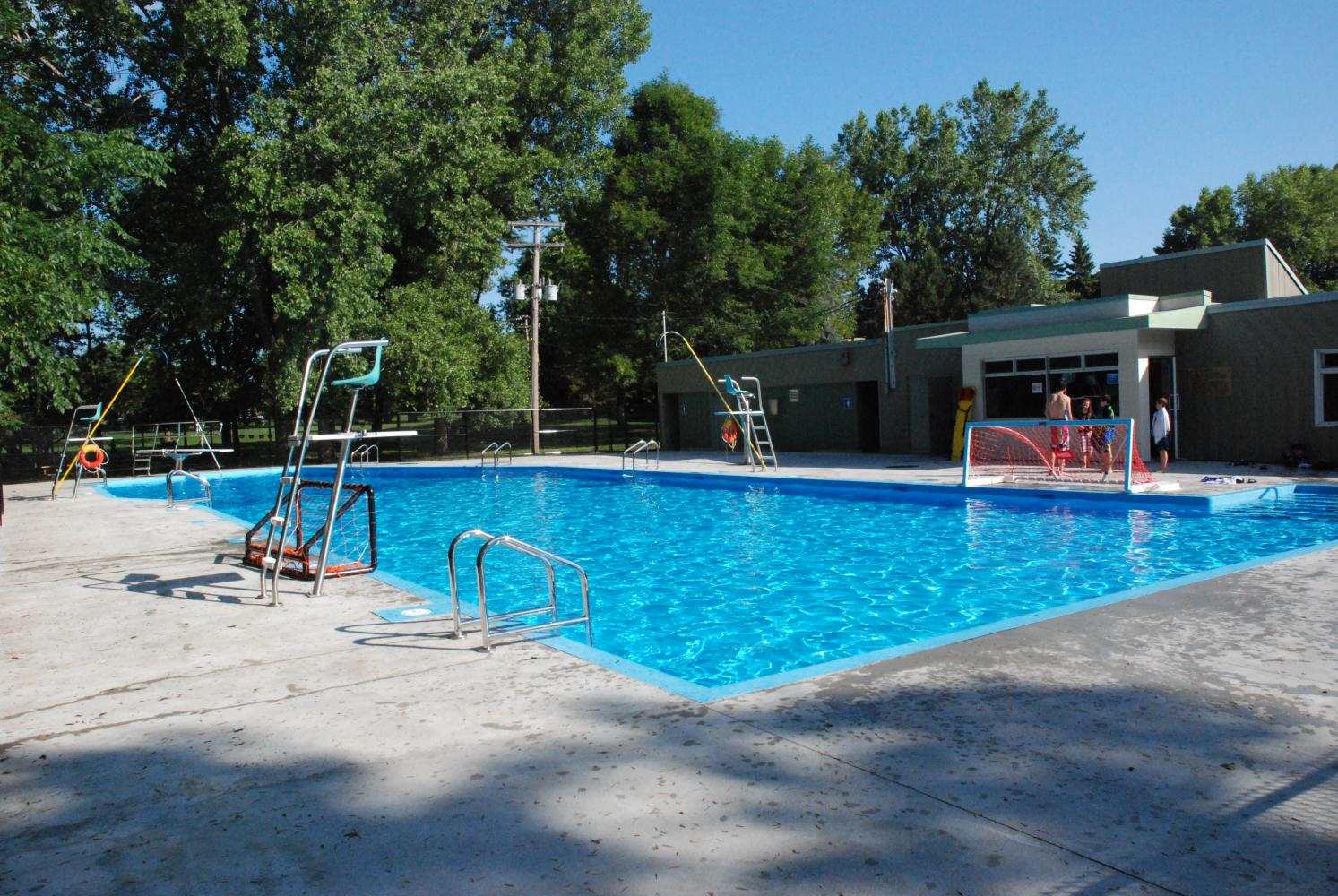 Piscines edb nos r alisations for Club piscine a laval